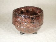 Ceremony Bowl - Raku