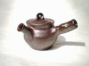Micro Tea Pot, side handle