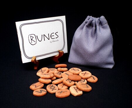 Runes with Guide Booklet